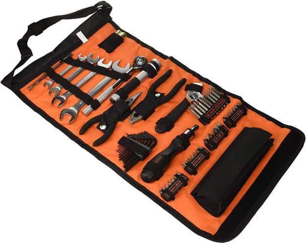 mejor set de herramientas Black Decker