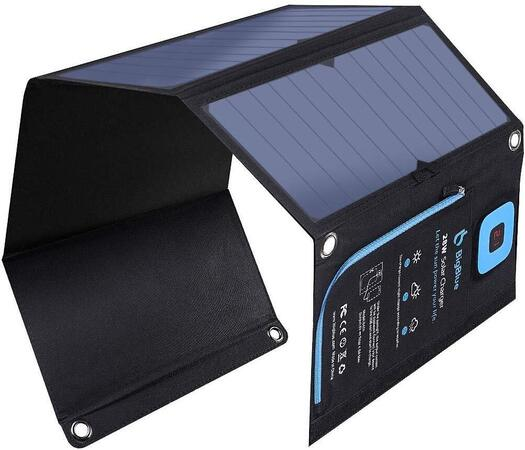 Panel solar portátil Bigblue