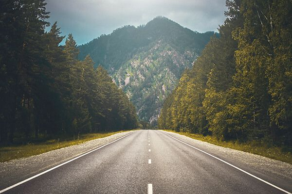 rutas en autocaravana