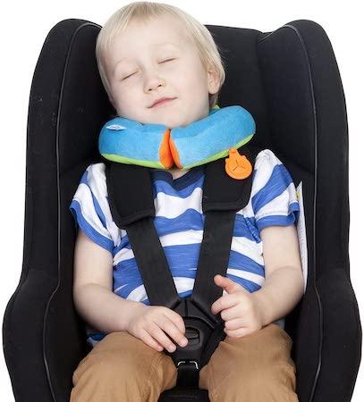 Almohada de viaje infantil Trunki