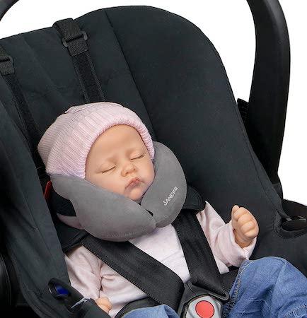 Almohada de viaje para bebe Sandini SleepFix