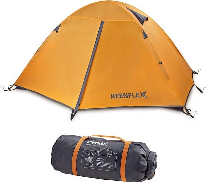 Tienda de campaña ultraligera Keenflex