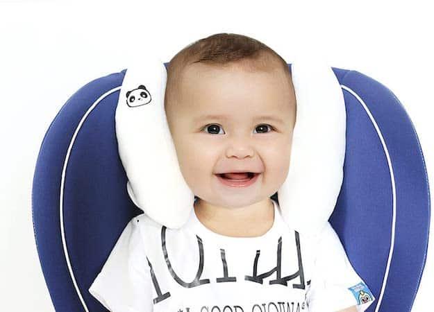 almohada de viaje para bebé GudeHome