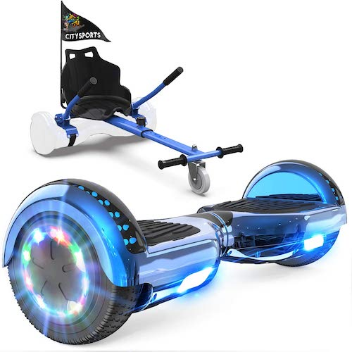 patinete electrico hoverboard geekme