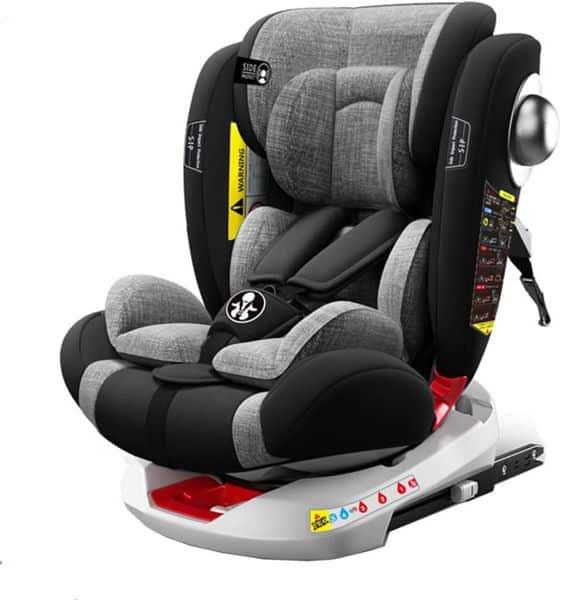 Mejores sillas de coche Babify Onboard
