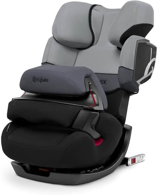 Mejores sillas de coche Cybex Silver Pallas 2-Fix