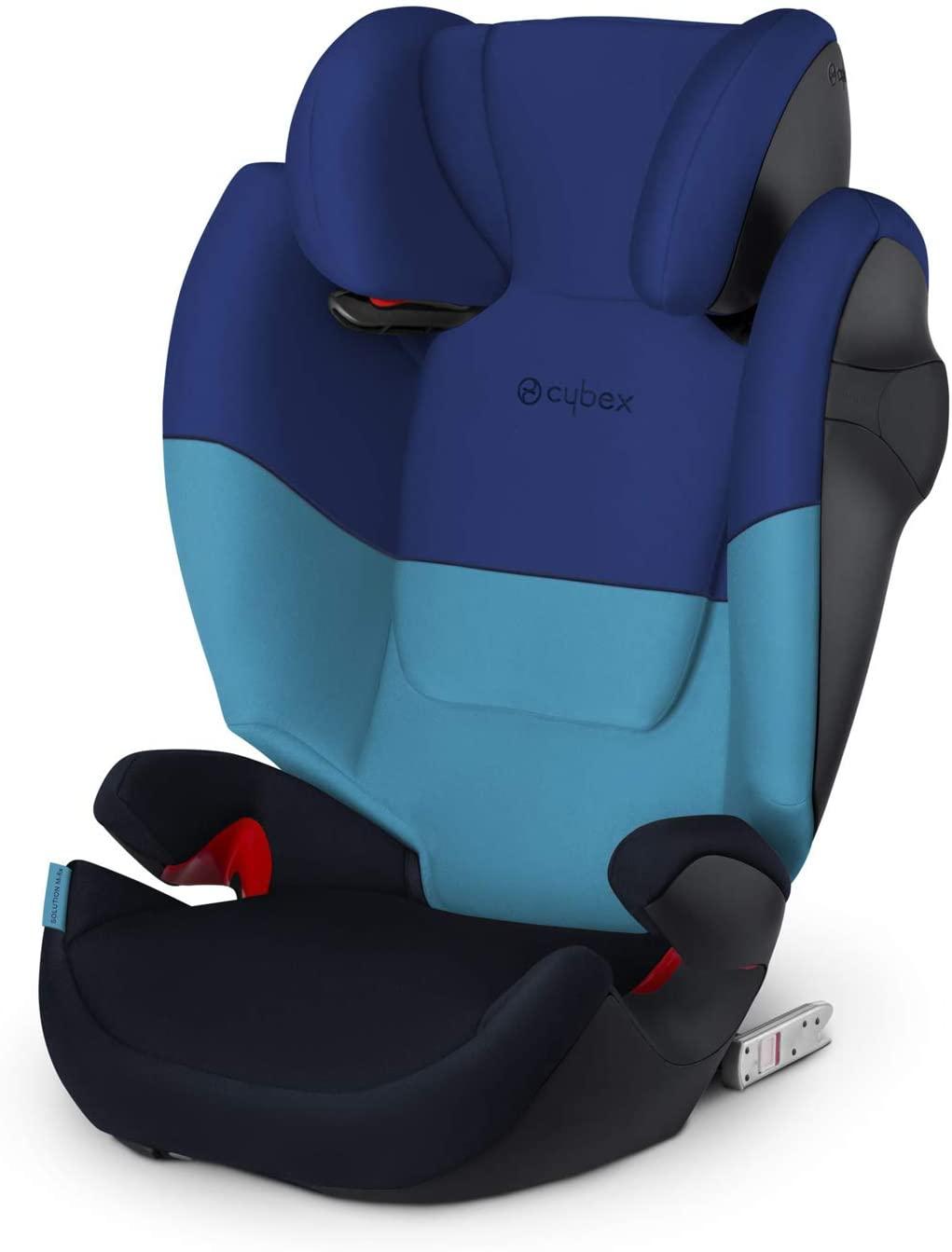 Mejores sillas de coche Cybex Silver Solution M-fix