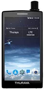 Mejores teléfonos satélites Thuraya X5 Touch