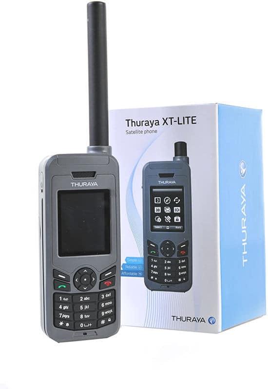 Mejores teléfonos satélites Thuraya XT-LITE