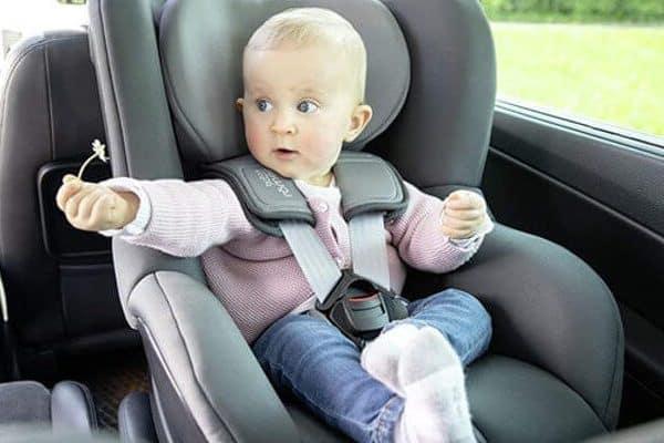 Mejores sillas de coche - imagen principal Britax Römer Dualfix2 R