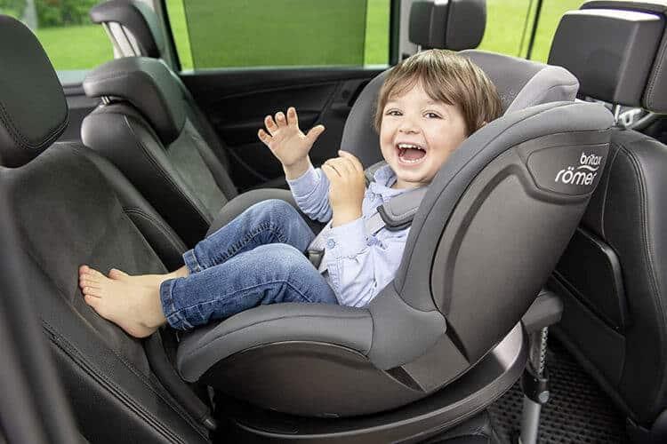 Mejores sillas de coche - mejor contramarcha Britax Römer Dualfix2 R
