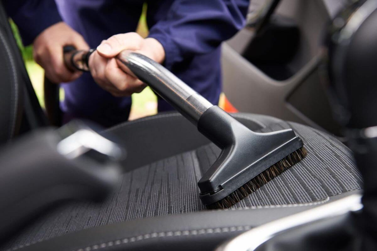 limpieza tapicería coche